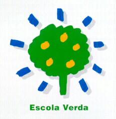Logotip del programa Escoles Verdes
